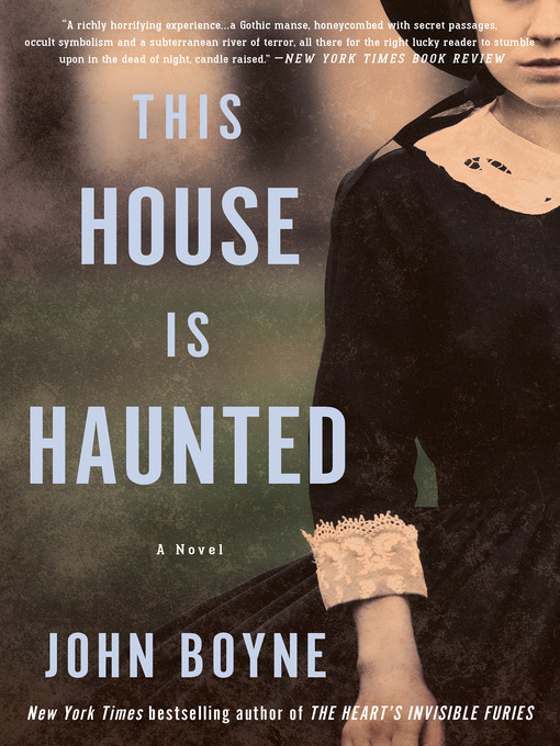 Title details for This House is Haunted by John Boyne - Available