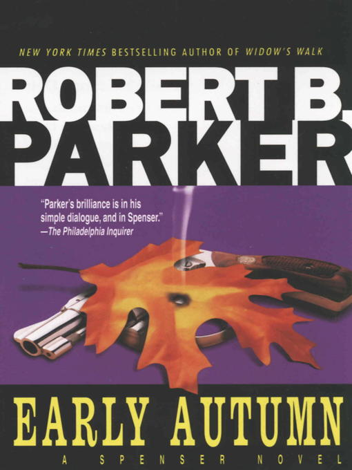 Title details for Early Autumn by Robert B. Parker - Available