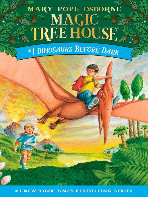 Title details for Dinosaurs Before Dark by Mary Pope Osborne - Available