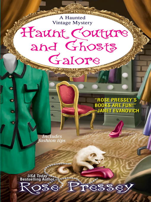 Title details for Haunt Couture and Ghosts Galore by Rose Pressey - Wait list