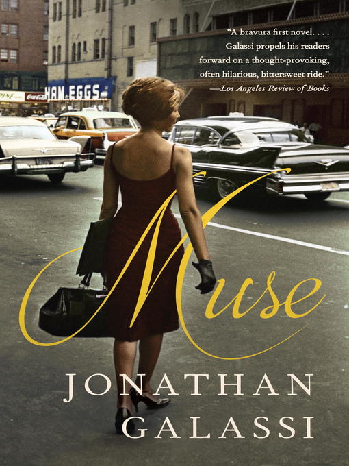 Title details for Muse by Jonathan Galassi - Available