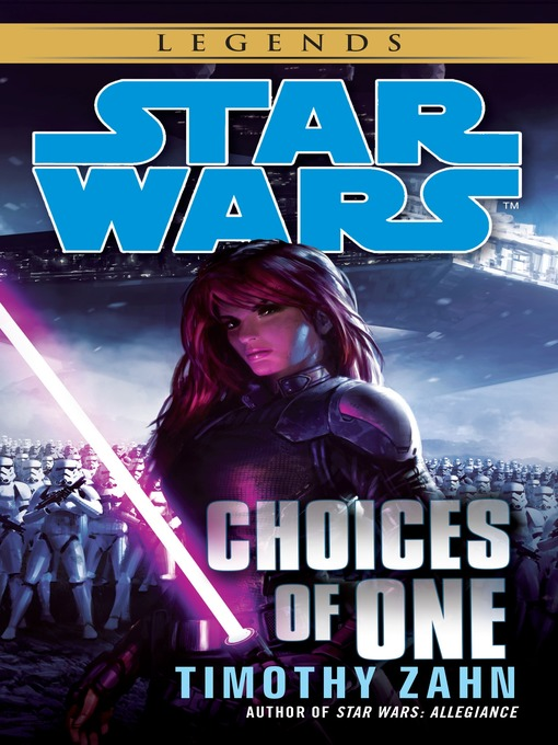 Title details for Choices of One by Timothy Zahn - Wait list