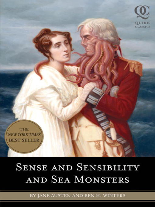 Title details for Sense and Sensibility and Sea Monsters by Jane Austen - Available