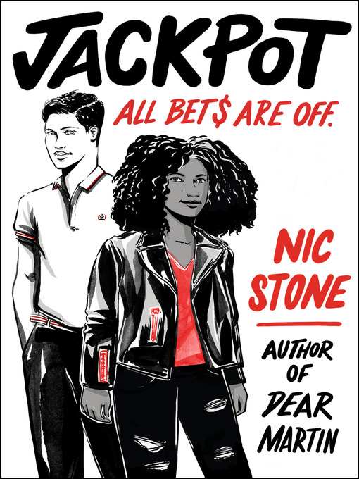 Title details for Jackpot by Nic Stone - Available