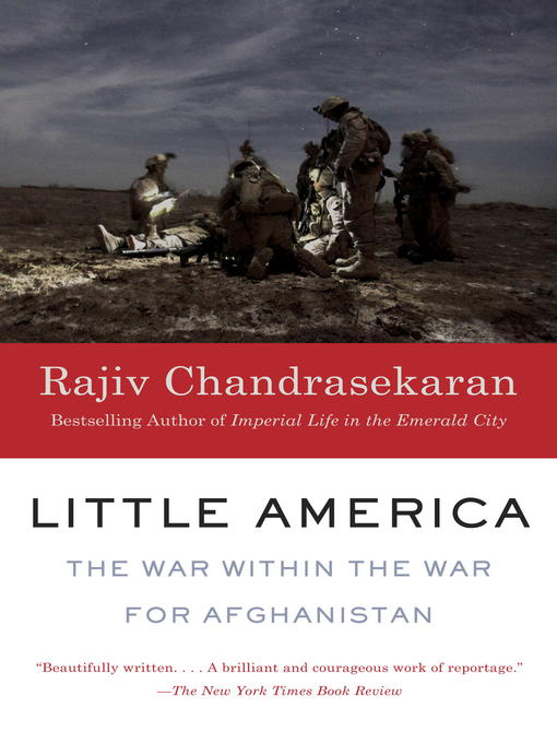 Title details for Little America by Rajiv Chandrasekaran - Available