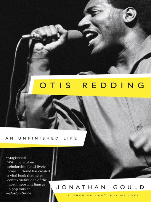 Title details for Otis Redding by Jonathan Gould - Available