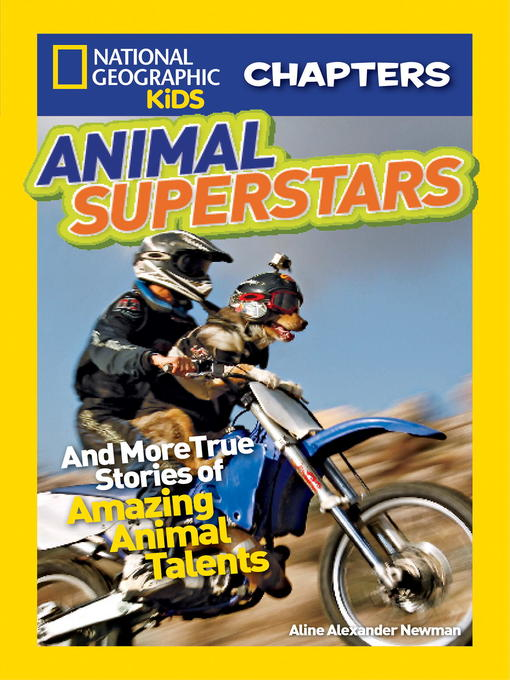 Cover of Animal Superstars