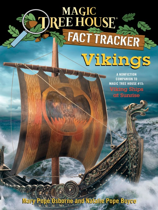 Title details for Vikings by Mary Pope Osborne - Wait list