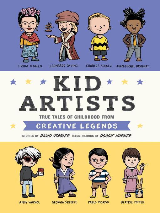 Title details for Kid Artists by David Stabler - Wait list
