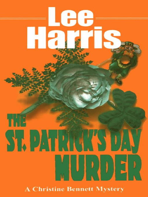 Title details for St. Patrick's Day Murder by Lee Harris - Wait list