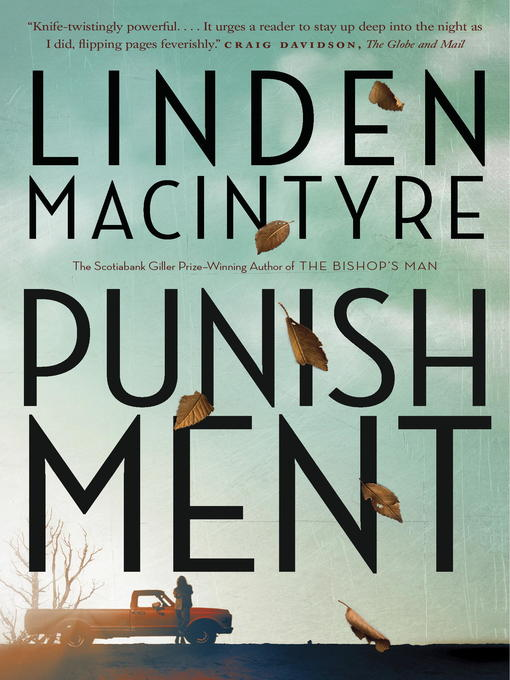 Title details for Punishment by Linden MacIntyre - Available