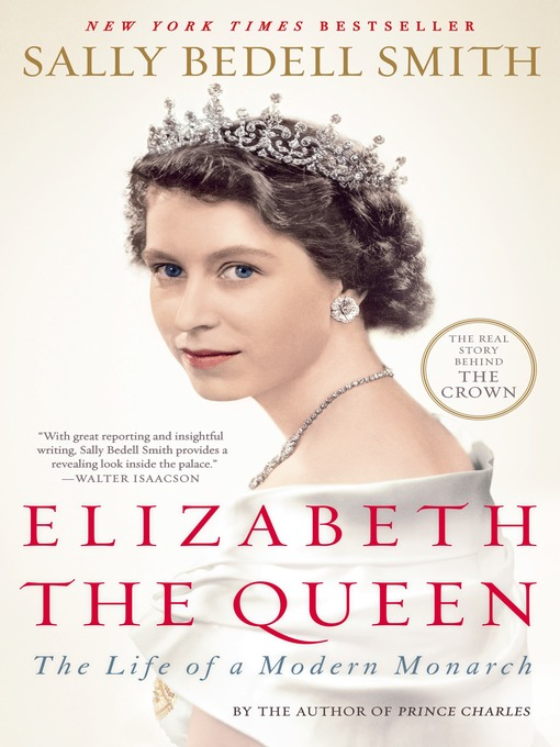 Cover of Elizabeth the Queen
