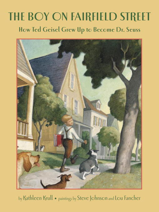 Title details for The Boy on Fairfield Street by Kathleen Krull - Available