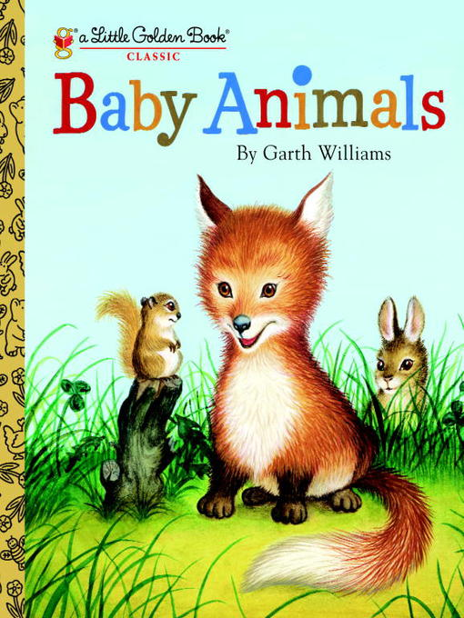 Cover image for Baby Animals