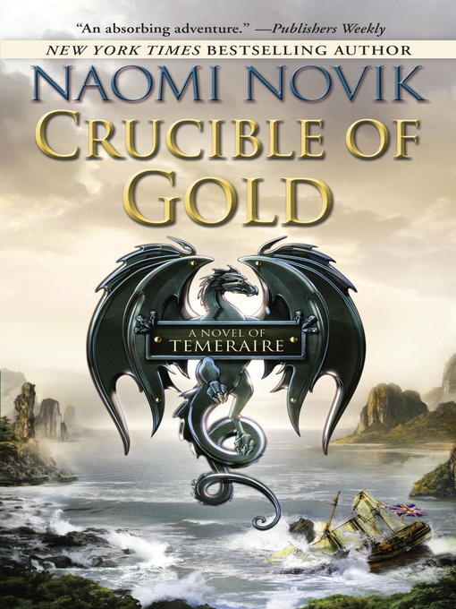 Cover image for book: Crucible of Gold