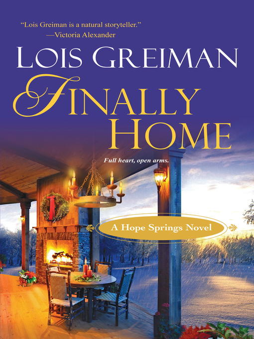 Title details for Finally Home by Lois Greiman - Available