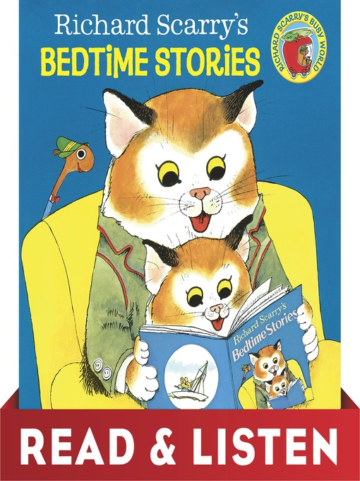 Title details for Richard Scarry's Bedtime Stories by Richard Scarry - Available