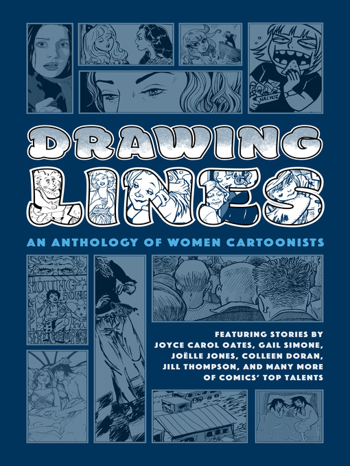 Title details for Drawing Lines by Joyce Carol Oates - Available