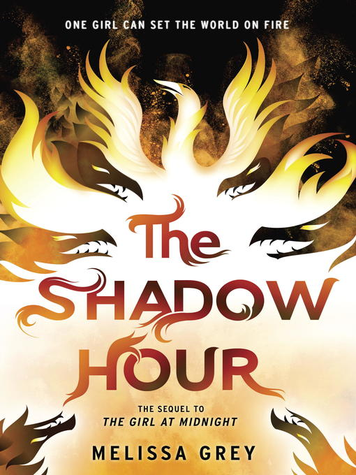 Title details for The Shadow Hour by Melissa Grey - Wait list