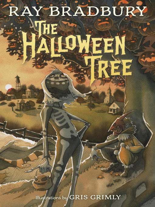 Title details for The Halloween Tree by Ray Bradbury - Available