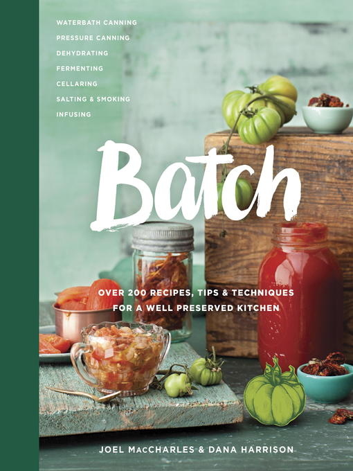 Title details for Batch by Joel MacCharles - Wait list