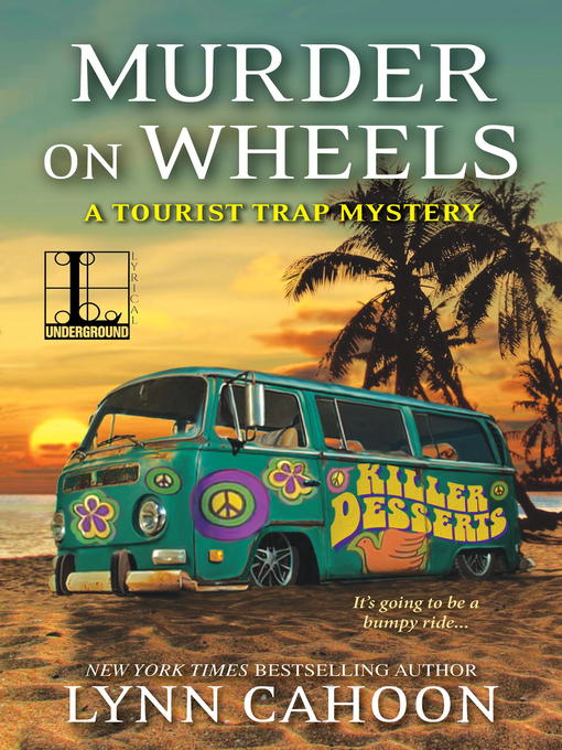 Cover of Murder on Wheels
