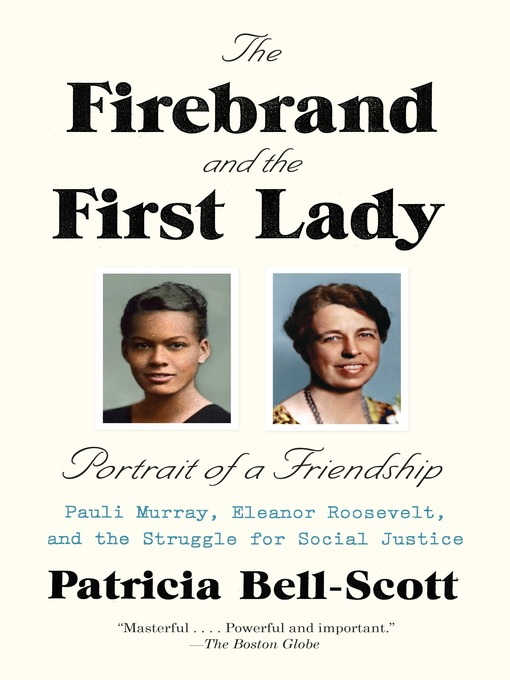 Title details for The Firebrand and the First Lady by Patricia Bell-Scott - Wait list