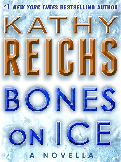 Cover of Bones on Ice