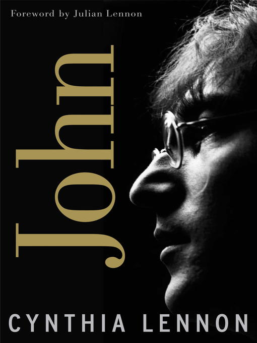 Title details for John by Cynthia Lennon - Wait list