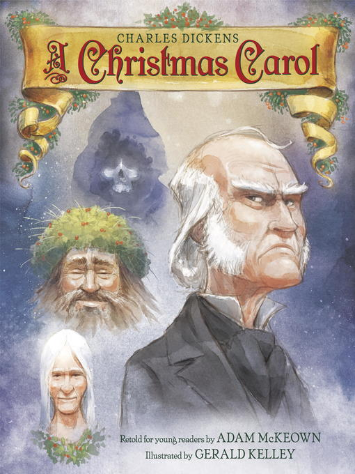 Title details for A Christmas Carol by Adam McKeown - Available