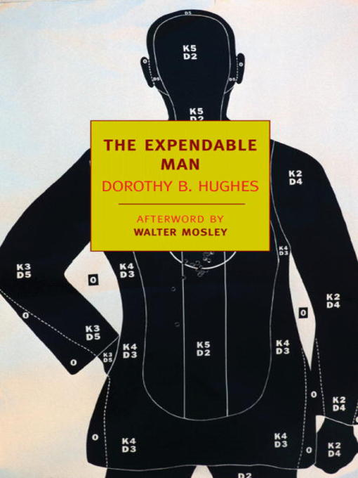 Title details for The Expendable Man by Dorothy B. Hughes - Wait list