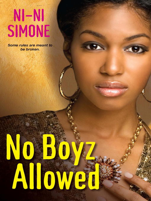 Title details for No Boyz Allowed by Ni-Ni Simone - Available