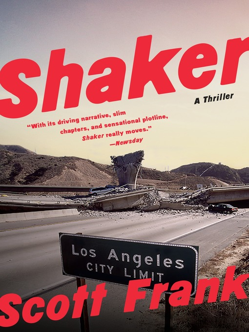 Title details for Shaker by Scott Frank - Available