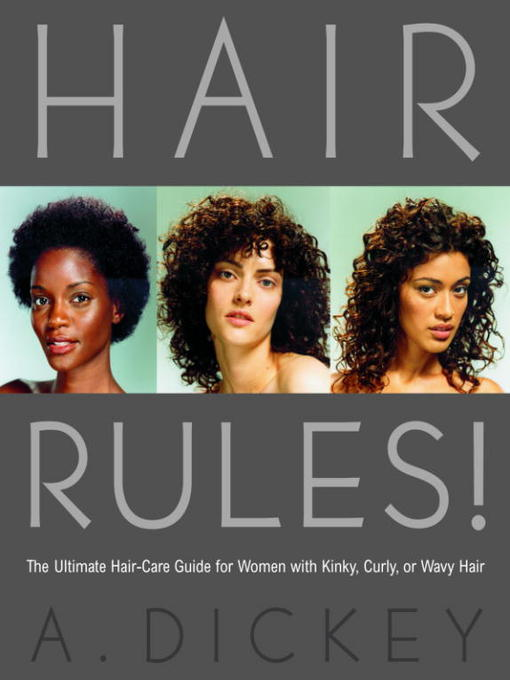 Title details for Hair Rules! by Anthony Dickey - Available