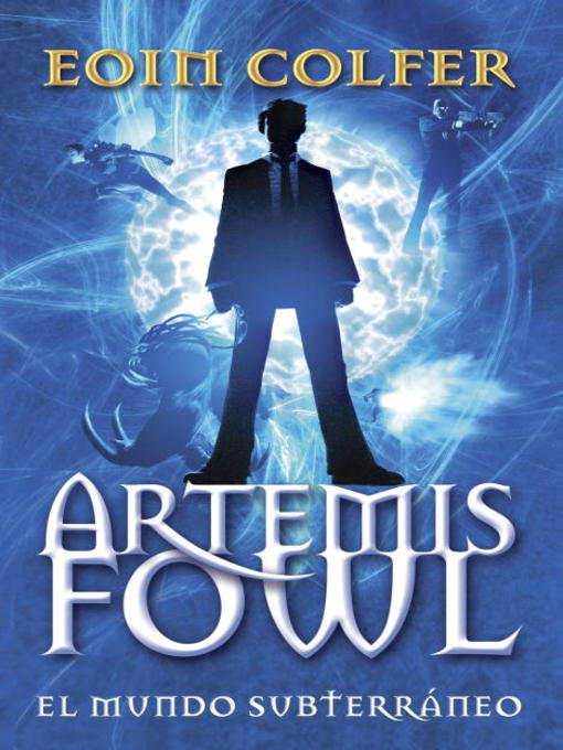 Title details for Artemis Fowl by Eoin Colfer - Available