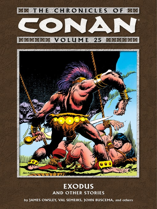 Title details for Chronicles of Conan, Volume 25 by Jim Owsley - Available