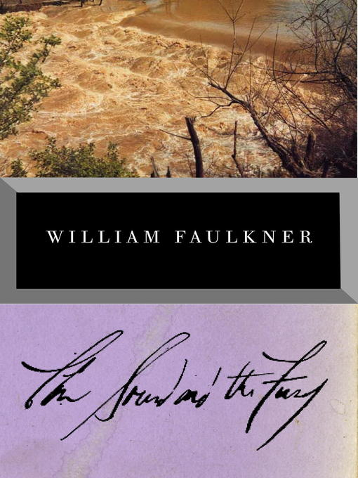 Title details for The Sound and the Fury by William Faulkner - Wait list