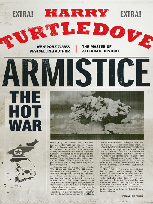 Title details for Armistice by Harry Turtledove - Available