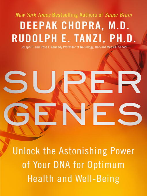Cover of Super Genes