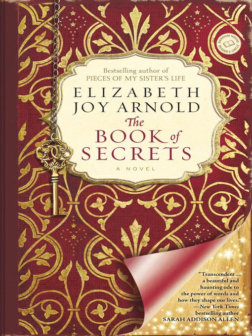 Title details for The Book of Secrets by Elizabeth Arnold - Available
