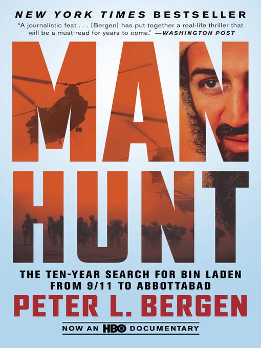 Title details for Manhunt by Peter L. Bergen - Available