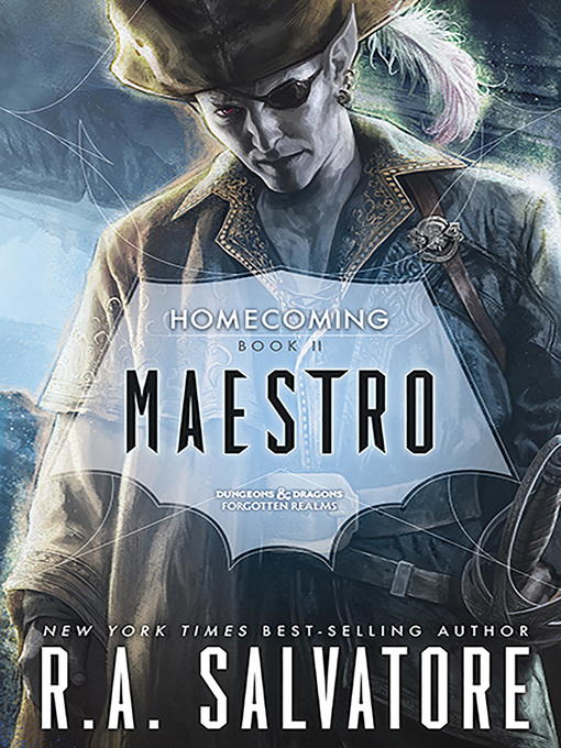 Title details for Maestro by R.A. Salvatore - Wait list