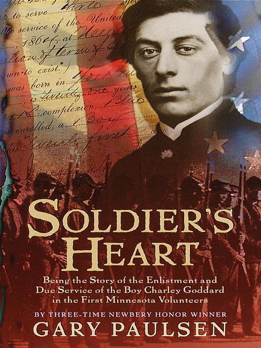 Title details for Soldier's Heart by Gary Paulsen - Available
