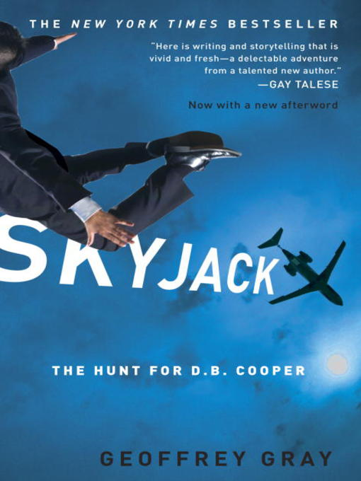 Title details for Skyjack by Geoffrey Gray - Available