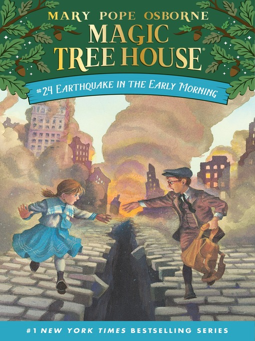 Cover image for Earthquake in the Early Morning
