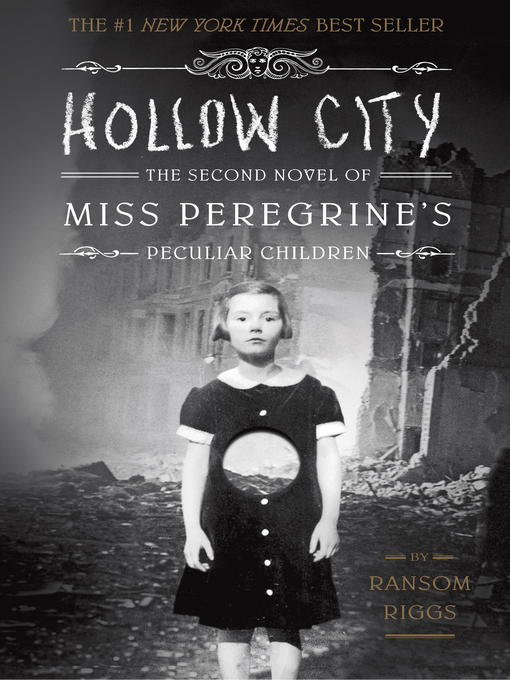Titelansicht von Hollow City