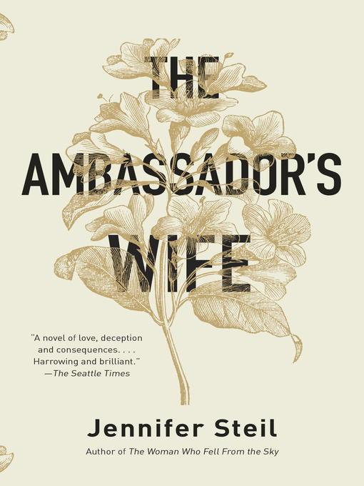 Title details for The Ambassador's Wife by Jennifer Steil - Wait list