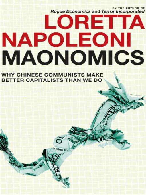 Title details for Maonomics by Loretta Napoleoni - Available