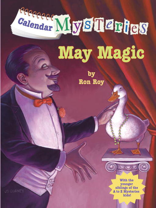 Cover image for May Magic