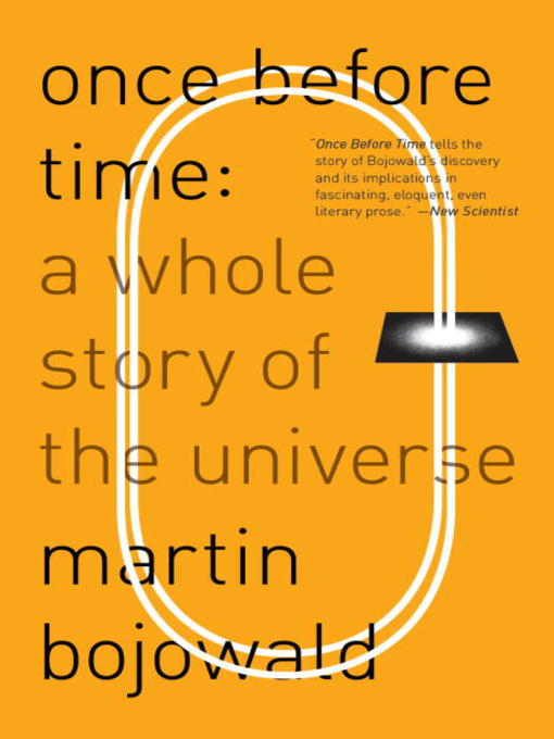 Title details for Once Before Time by Martin Bojowald - Available